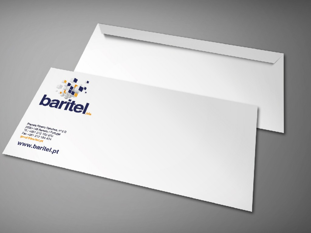 BARITEL LDA - envelopes