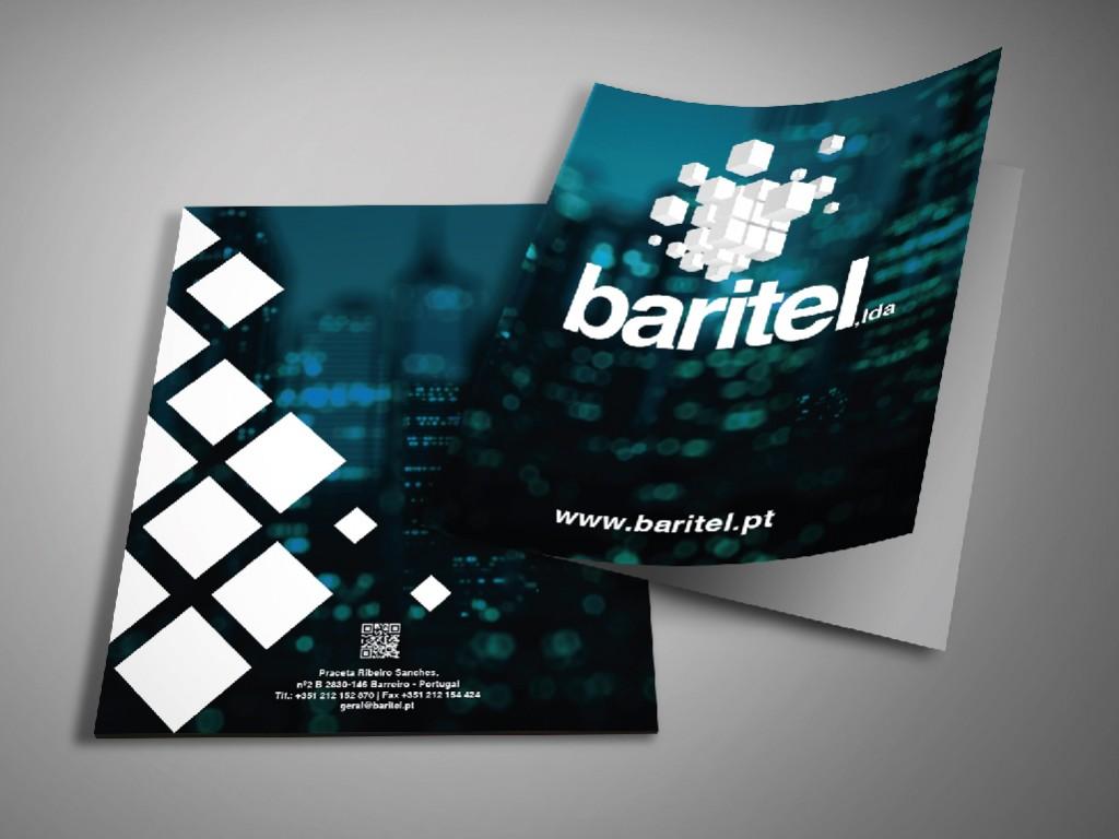 BARITEL LDA - papel carta
