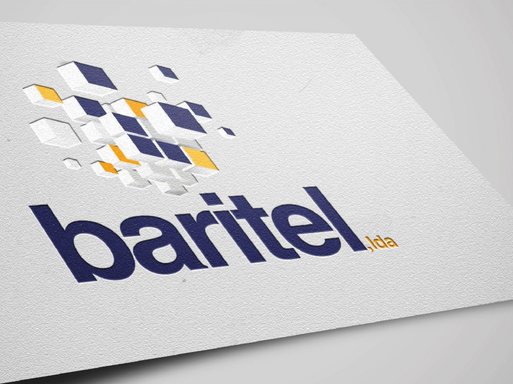 BARITEL LDA - cartão visita